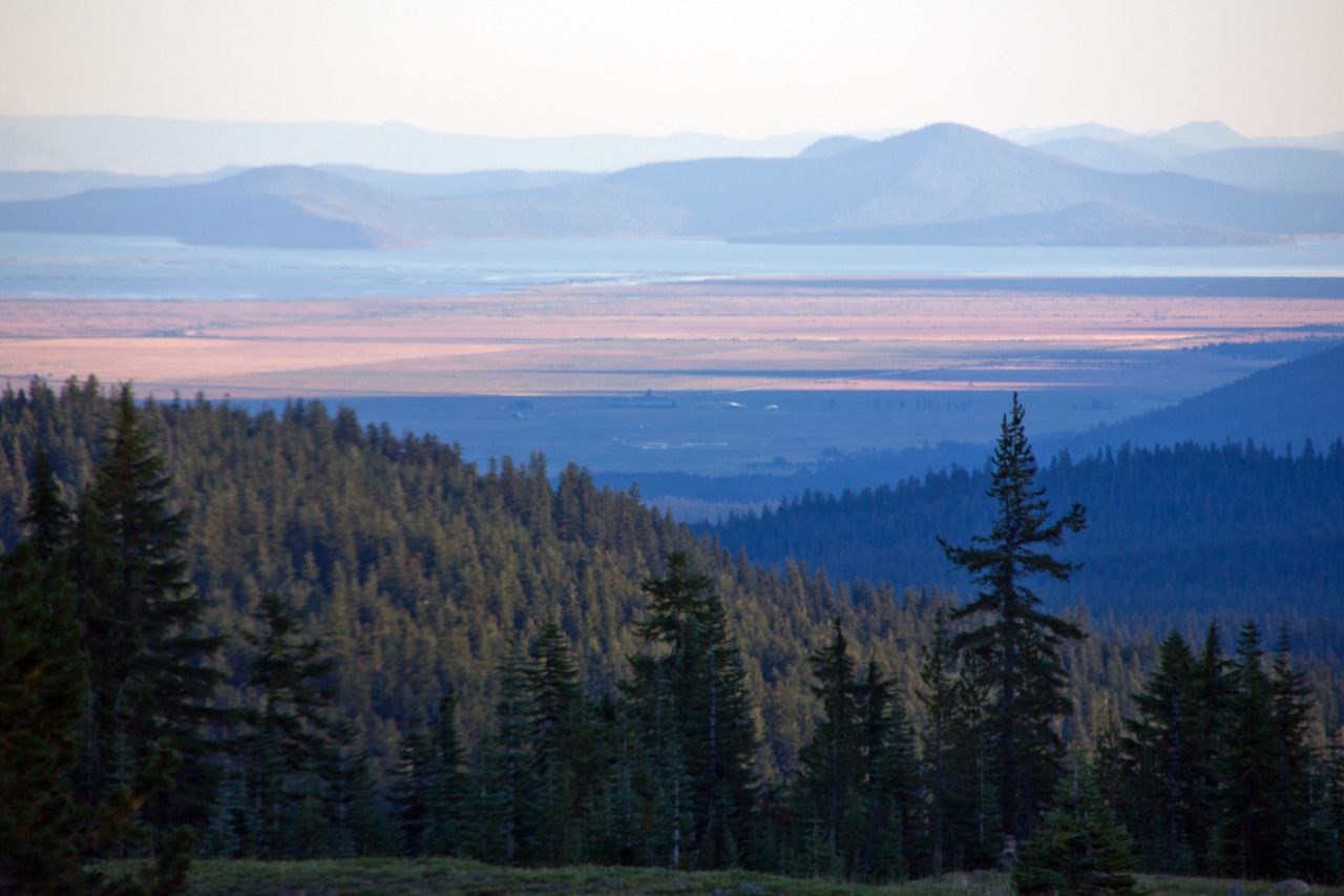 Approaching mount shasta. - #color #dusk #fotografie #landscape #landschaft #lensblr #mount #on #photographers #photography #shasta #studies #sunset #tumblr