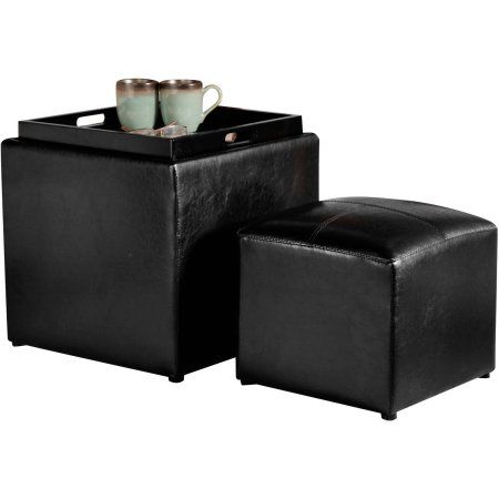 d1fd1ede349338f488a2eeefcc382f29 - Better Homes And Gardens 30 Hinged Storage Ottoman Brown