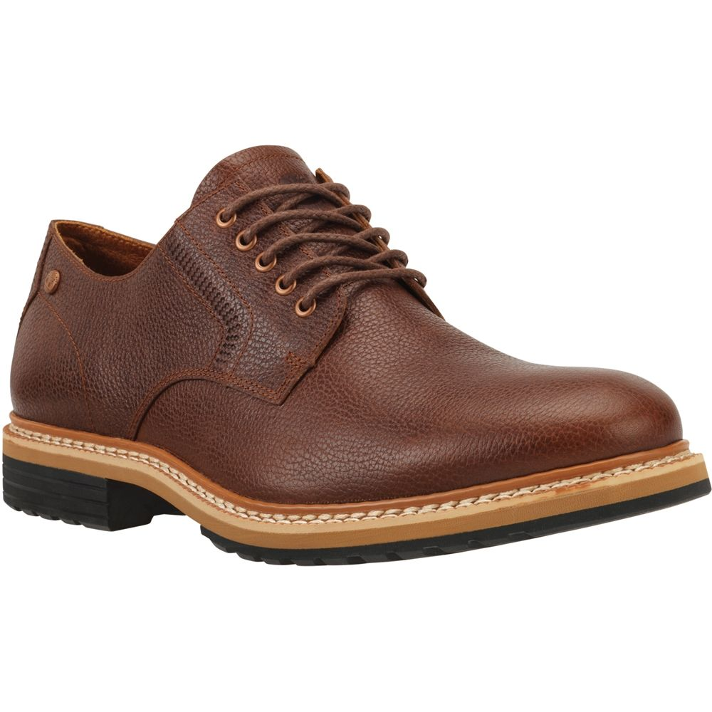Timberland Men's West Haven Waterproof Oxford · Timberland MensDark Brown GrainsOxfords