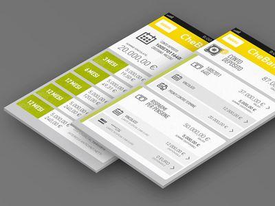 Dribbble Banking App By Lumen Bigott Banking App App Money Apps