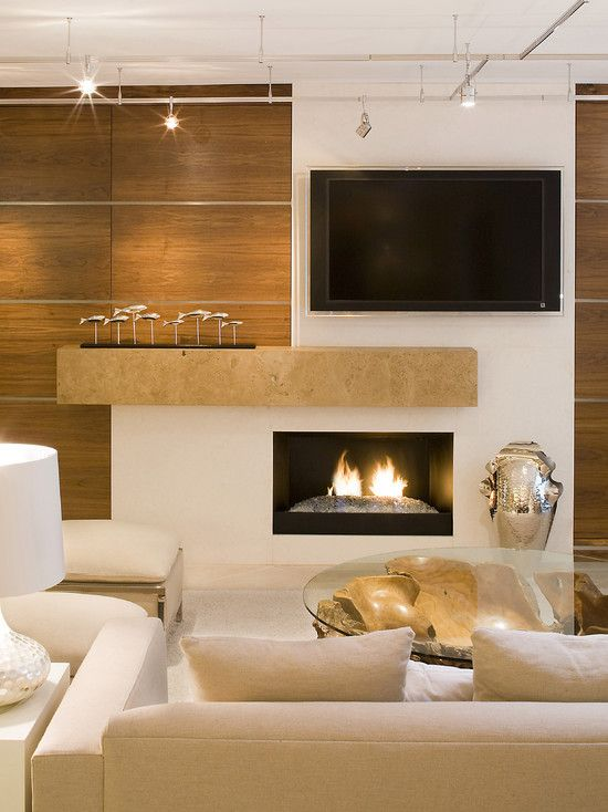 Fireplace Tv Design, Pictures, Remodel, Decor and Ideas - page 2