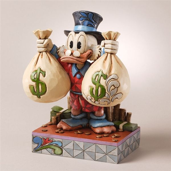 Figurines Jim Shore de Disneyland Paris à moindre prix ! Disneyland Paris