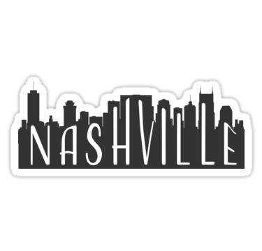 Image Result For Nashville Skyline Nashville Skyline Nashville City City Skyline Silhouette