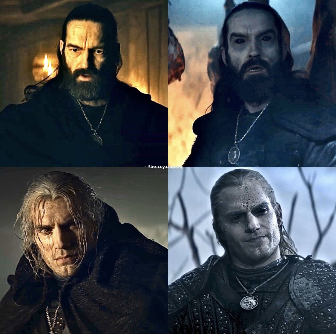 Pin by Vence on Witcher Netflix is AWESOME in 2020