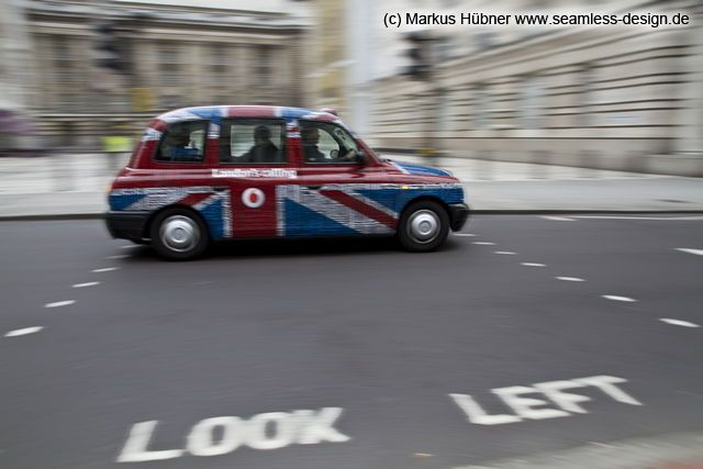"""If there are two words you'll see the most while looking down in London, it will be these: """"Look left"""". For good reason! They protect people from outside the UK getting an week in hospital..."""