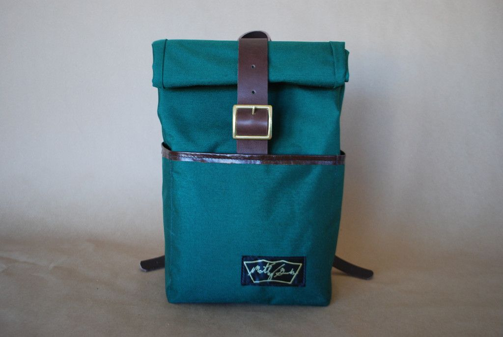 """The Backpack"" by Motley Goods"