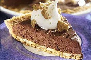 Choc NutterButter Banana Pie  16 NUTTER BUTTER Cookies,  3T butter or margarine, melted  1 banana, sliced   2C milk  2 pkg (4-serving ea)  Choc Instant Pudding   1.5C (1/2 of 8-oz. tub) thawed COOL WHIP  FINELY crush 14 cookies;mix w/butter. Press firmly in 9 pie plate. Add bananas. Chop other 2 cookies.   ADD milk to pudding mix. Beat w/whisk 2 min. Gently stir in 1C CoolWhip; spread on bananas. Top w/rest of whipped topping & cookies  Chill 4 hrs before serving. Store leftovers in fridge. #bananapie