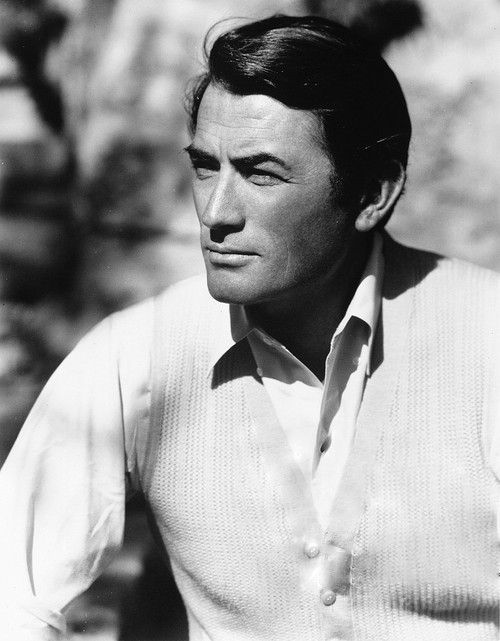 Gregory Peck. His daughter said he was the same man off screen as on.