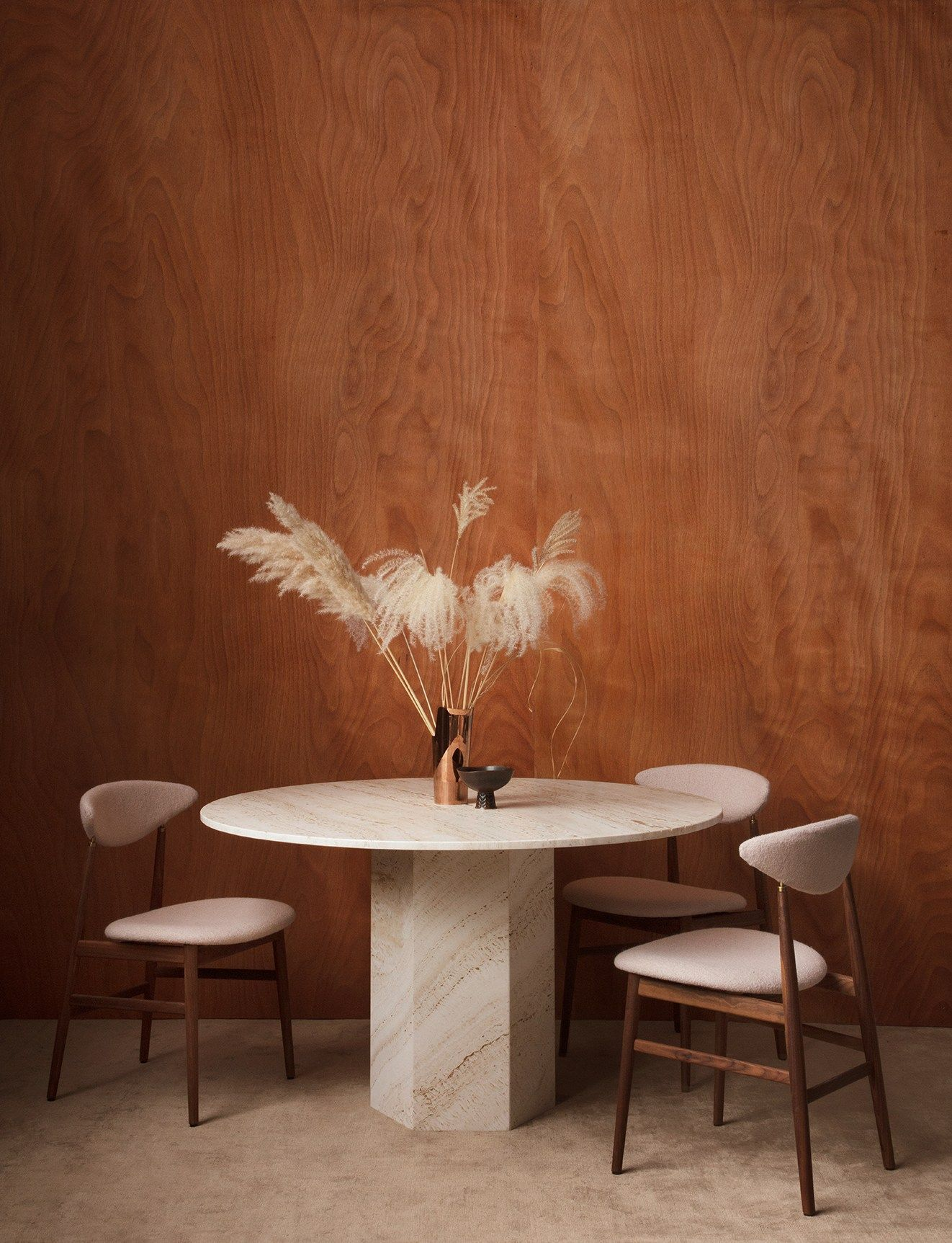 Gubi Epic Collection Minimalist Home Decor Earthy Home Decor