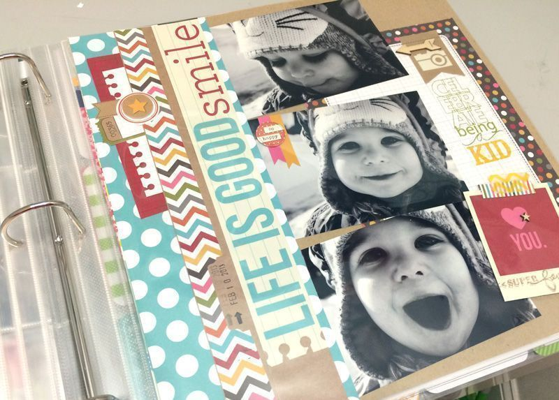 Interested In Giving Scrapbooking A Try But Overwhelmed By All The
