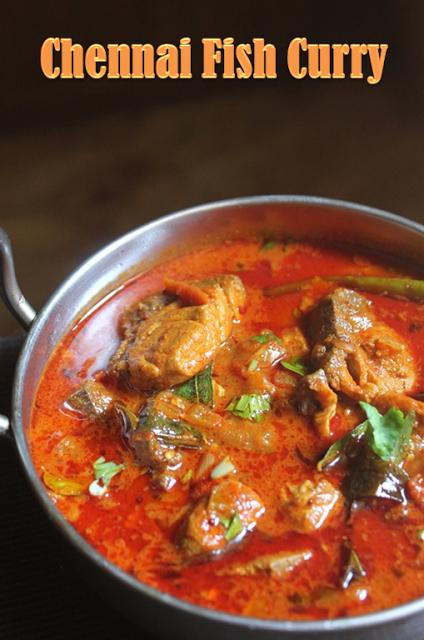 Madras Fish Curry Recipe Chennai Fish Curry Recipe Curry Recipes Indian Fish Recipes Mackerel Recipes