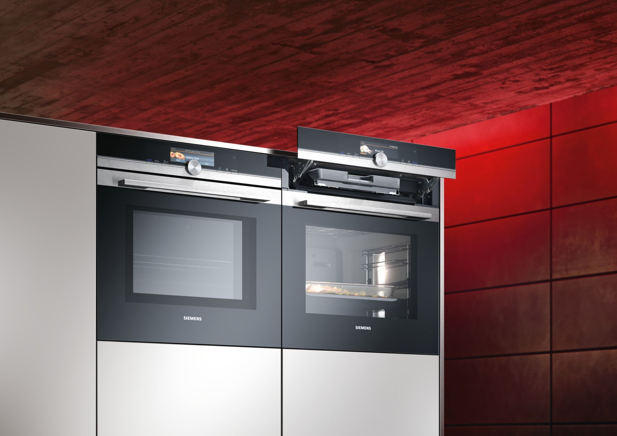 New Siemens Range Iq700 Steam With Siemens Combi Steam Ovens And
