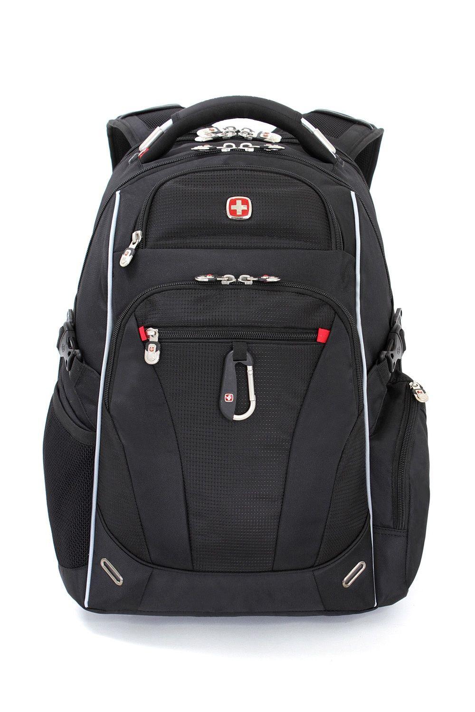 95a4bfbcc94d 6752 ScanSmart Laptop Backpack - Black | Travel Bags | Backpacks ...