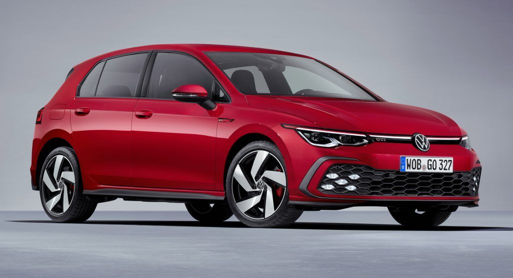 2020 Vw Golf Gti Mk8 Is Here With 242 Hp And A Trick Suspension And So Are The Gte And Gtd Golf Gti Volkswagen Golf Gti Volkswagen Golf