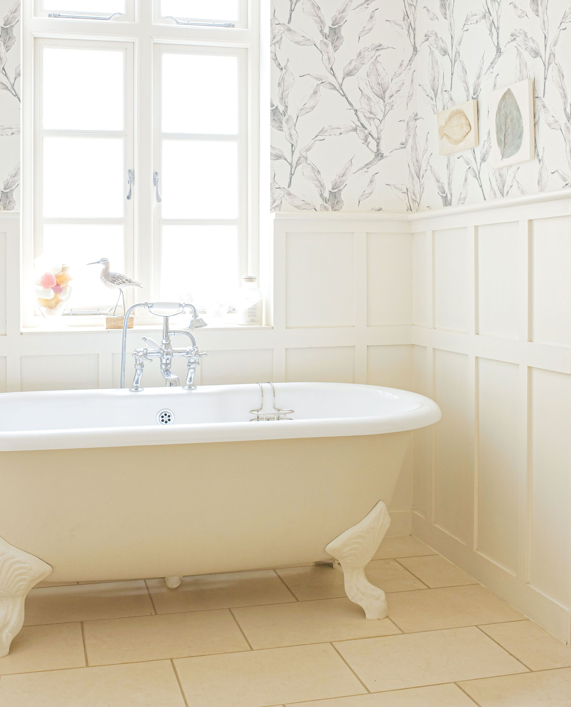 Grey Floral Peel And Stick Removable Wallpaper 4492 Removable Wallpaper Small Bathroom Modern Farmhouse Bathroom