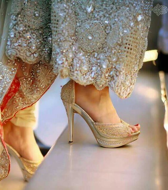 Bridal Shoes India: India's First 360° Wedding Planning