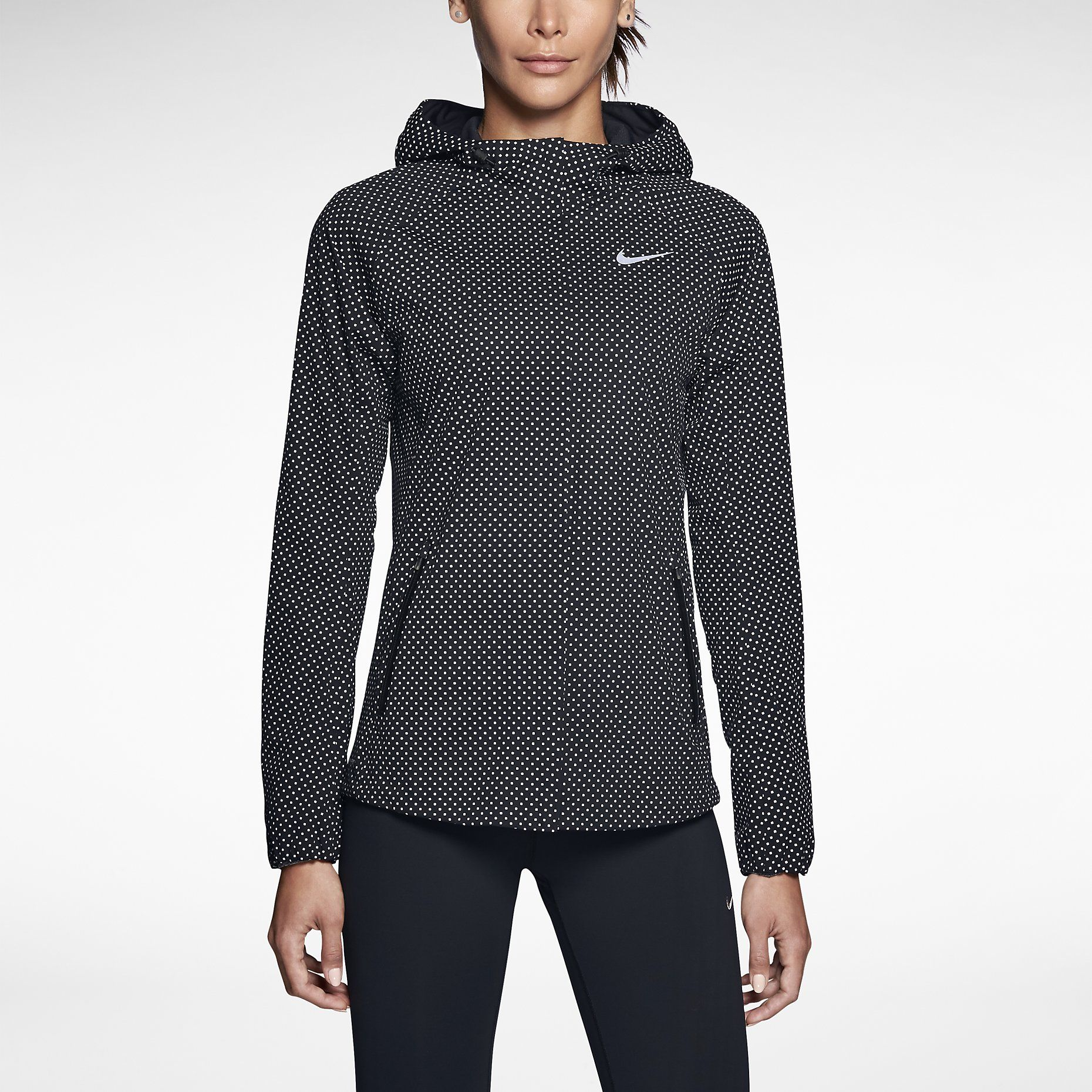 8543e4cfa Nike Shield Flash Max Women s Running Jacket. Nike Store