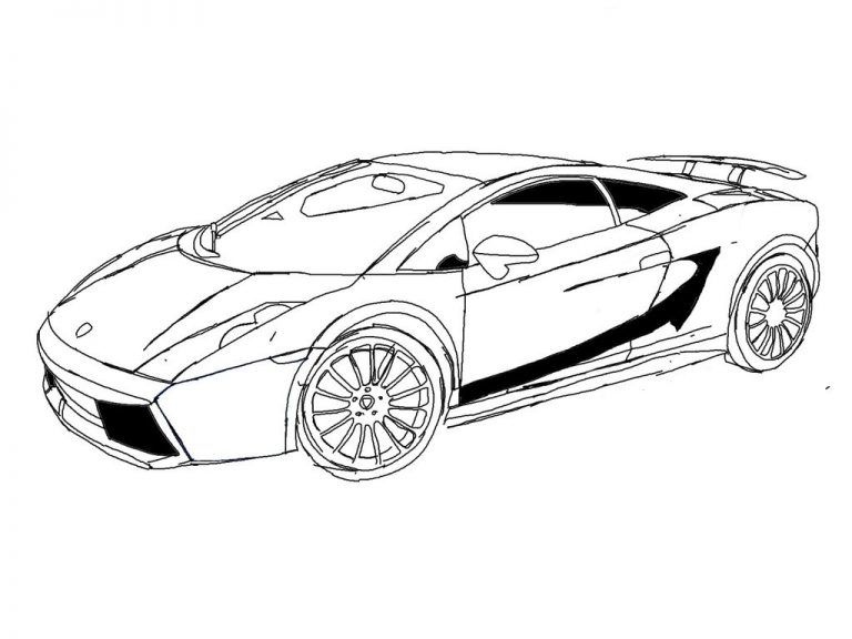 Free Printable Lamborghini Coloring Pages For Kids Cars Coloring Pages Coloring Pages For Kids Truck Coloring Pages