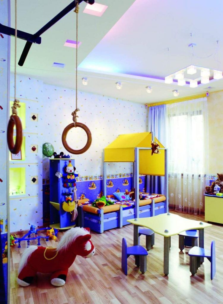 Kids Playroom Ideas for Comfy and Attractive