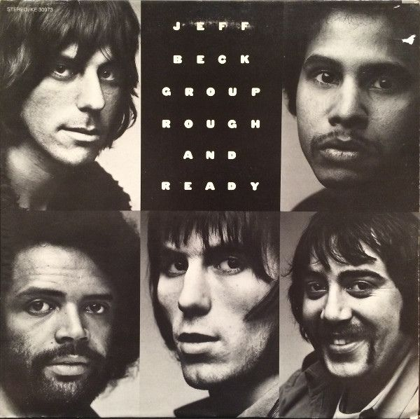 Jeff Beck Group - Rough And Ready at Discogs
