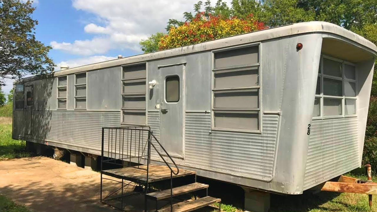 Amazing Vintage Trailers Vintage Trailers Spartan Trailer Tiny House Big Living