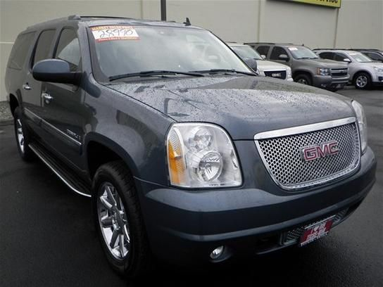 Cars For Sale 2007 Gmc Yukon Xl Denali In Tacoma Wa 98444 Sport