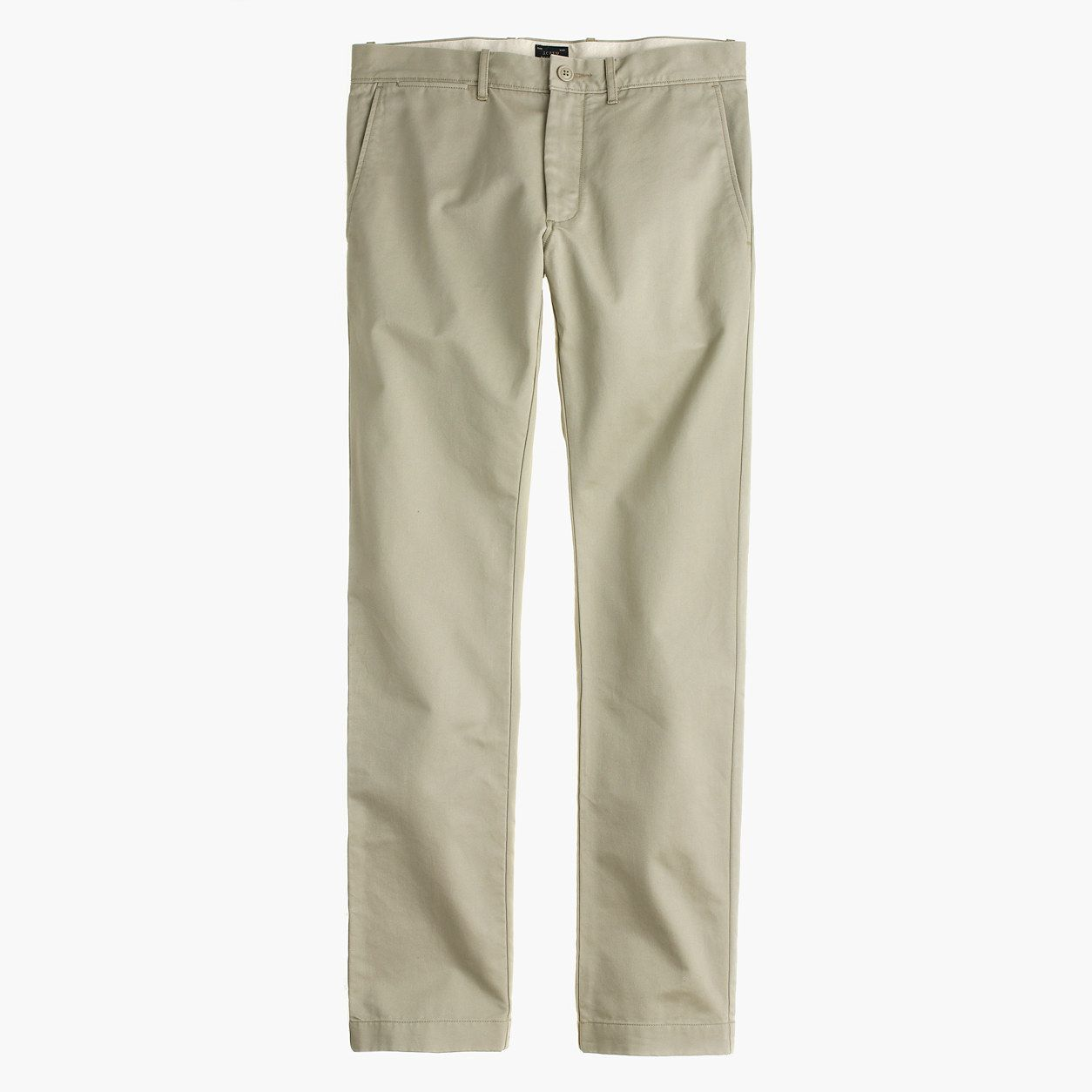 J.Crew Mens Broken-In Chino Pant In 484 Slim Fit (Size 28x32)
