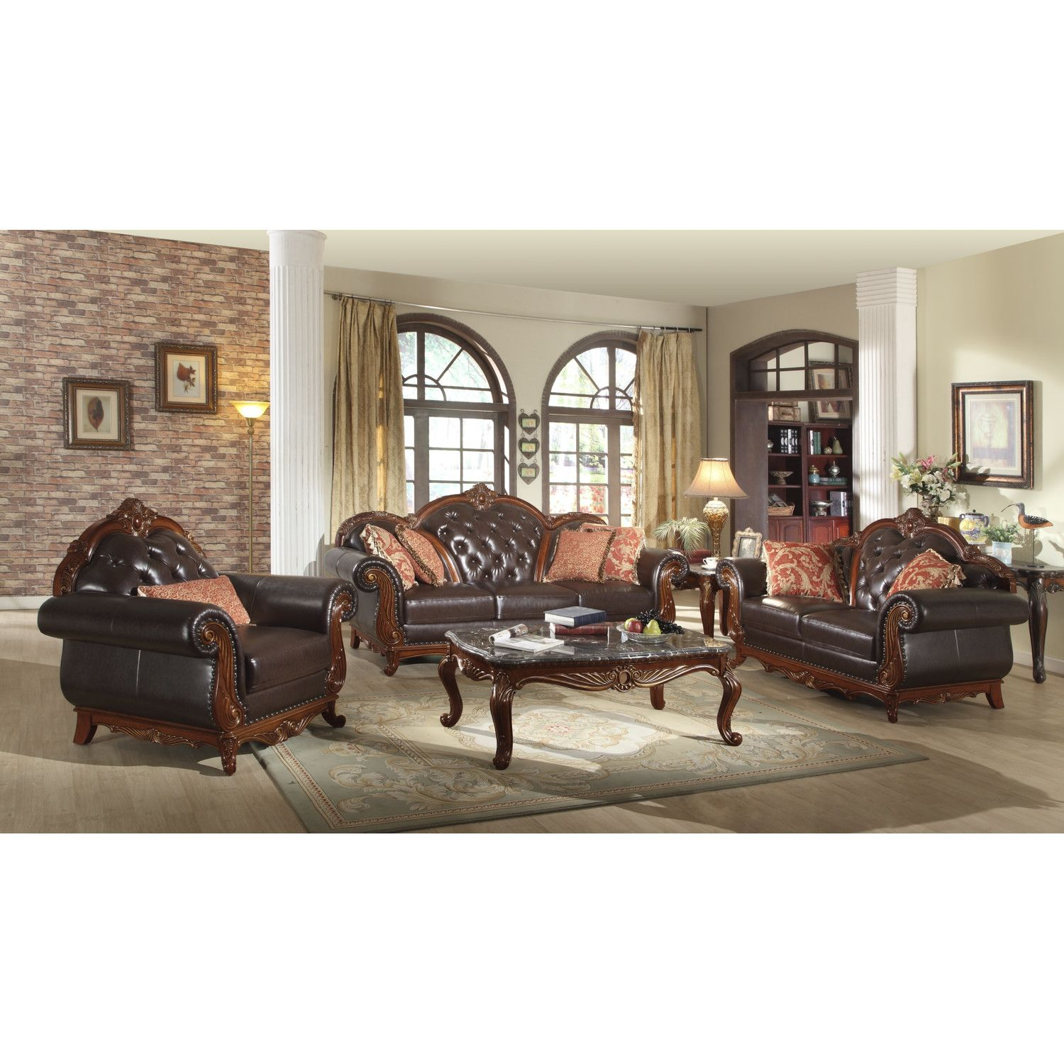 Meridian Furniture USA Bellini Living Room Set U0026 Reviews | Wayfair