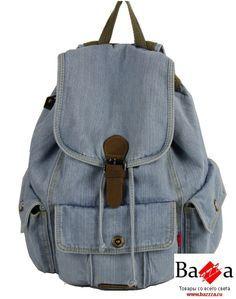 Джинсовые рюкзаки выкройки рюкзак 100