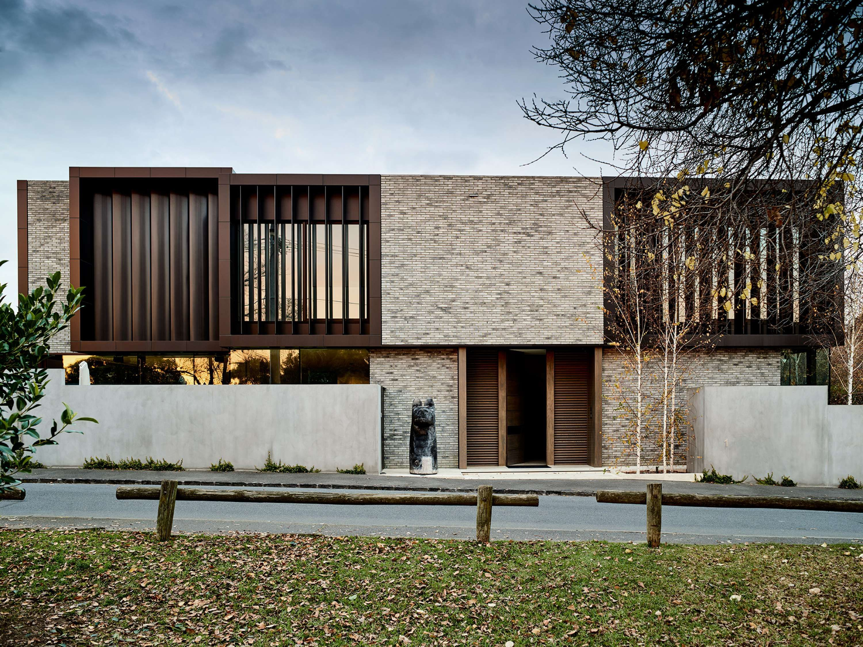 Robert mills is an award winning architect in australia for Residential architect design awards