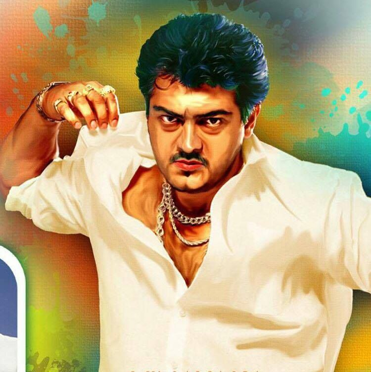 Top Actor In Tamil Cinema Kollywood In 2015 Is Thala Ajith