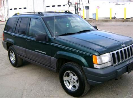 Jeep Grand Cherokee Tsi 1998 For Sale In Connecticut 2250 Only