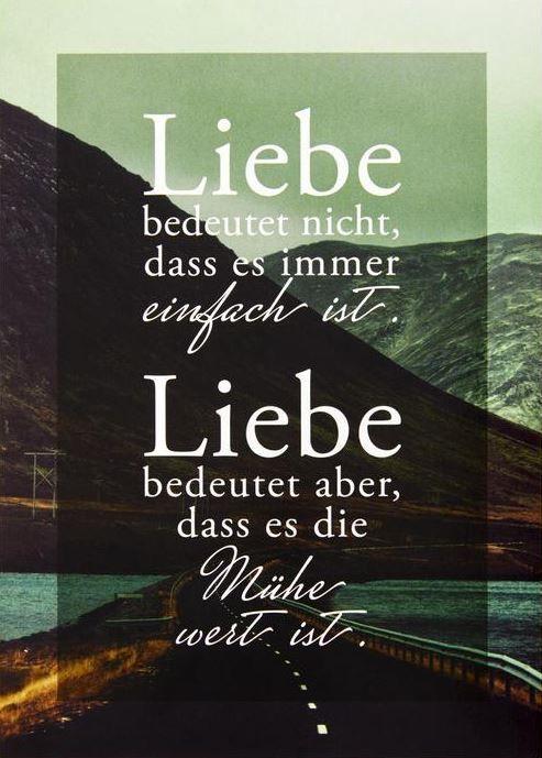 Postkarte Statements In Grün Lebensweisheiten Schöne