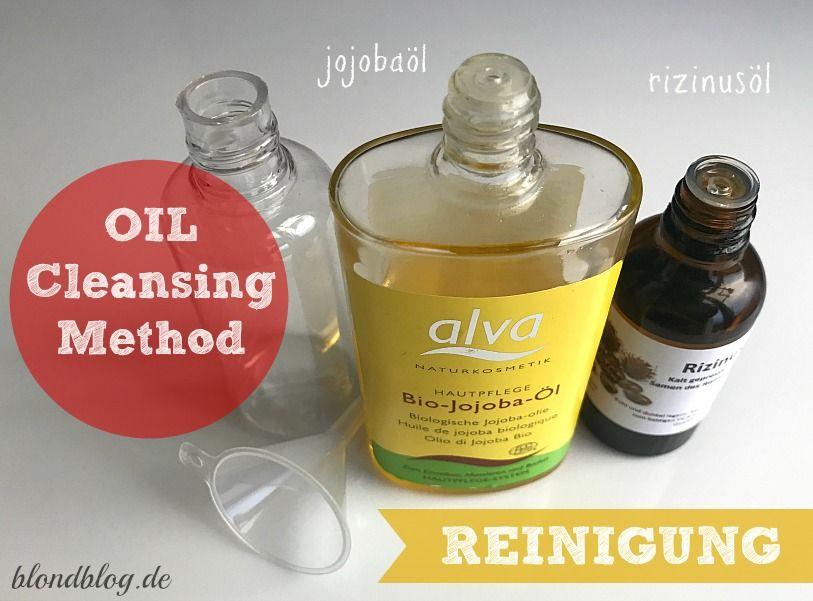 Oil Cleansing Method Ol Gesichtsreinigung Gegen Pickel Oil