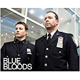 #USAshopping #10: Blue Bloods (TV Series 2010 - ) 8 inch by 10 inch PHOTOGRAPH Donnie Wahlberg & Will Estes Title Poster kn