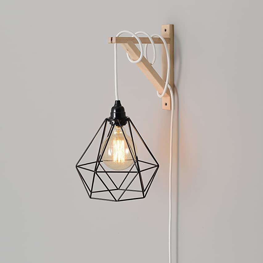 Vintage Metal Bulb Guard Cage Lamp Shade Motent Industrial Ecopower Lighting Antique Holders Iron Wire In 2020 Wire Cage Pendant Light Caged Lamp Cage Pendant Light