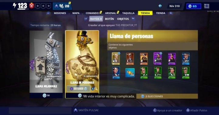 Pin En Fortnite