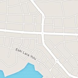 AKTAR ŞİFA KAPISI - Antalya