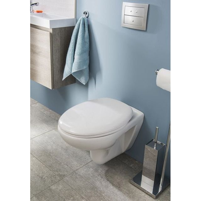Pack wc suspendu plymax castorama wc pinterest - Pack toilette suspendu ...