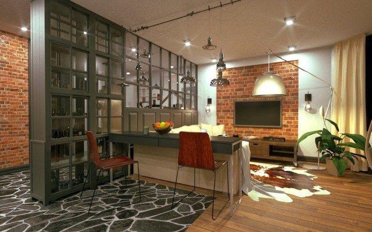 Konsolentisch hinter Sofa im Wohnzimmer Ideen rund ums Haus - ideen offene küche wohnzimmer