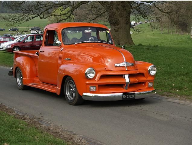 1954 - Chevrolet 3100...Re-pin brought to you by agents of #carinsurance at #houseofinsurance in Eugene, Oregon