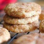 Snickerdoodle Cheesecake Cookies - Norah Pritchard | Willowcrest Lane #cinnamonsugarcookies