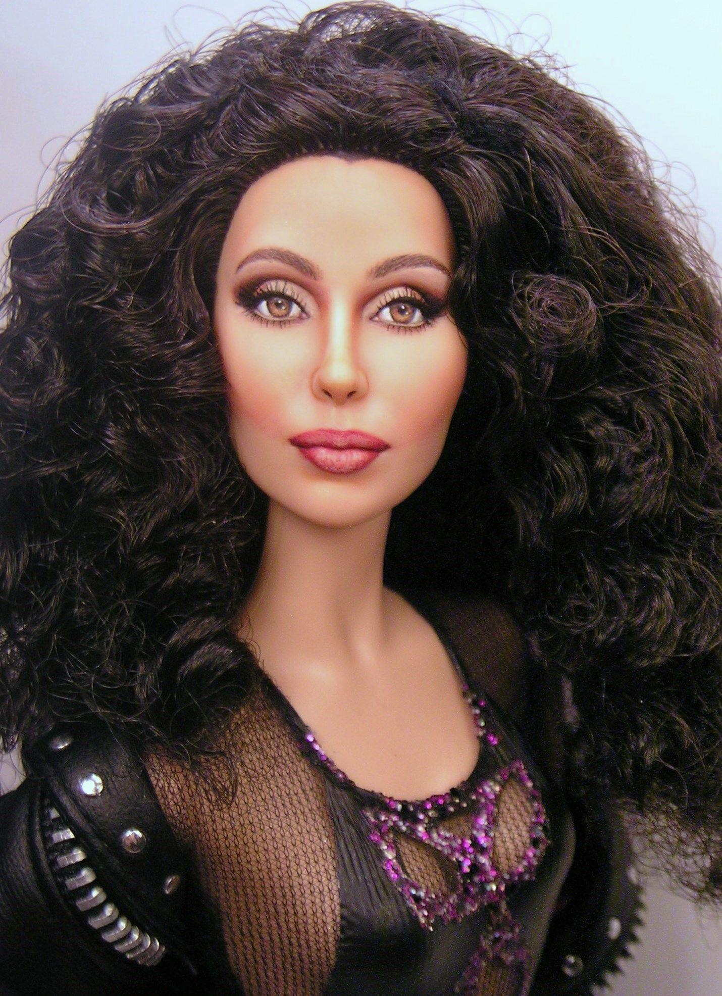 Celebrity Dolls By Noel Cruz (45 Photos) - FunCage