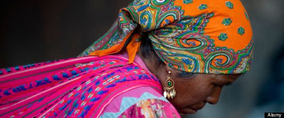Indigenous Women in  Mexico fight Domestic Violence