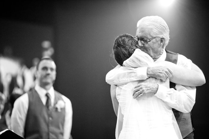The sweetest father daughter wedding moments wedding moments the sweetest father daughter wedding moments junglespirit Image collections