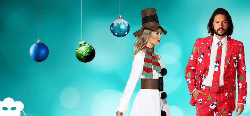 Olvida el traje de gala o los tacones imposibles y prepara tu mejor disfraz  para dar la bienvenida al nuevo año 087c05b863b0