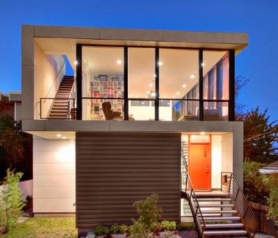 diseños de fachadas para casas preciosas fachadas Pinterest