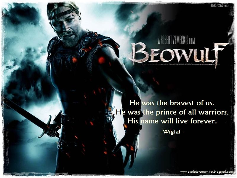 beowulf good king quotes