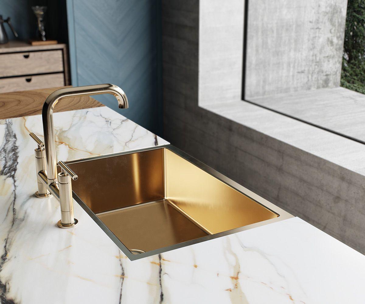 New Home Designs Latest Ultra Modern Kitchen Designs Ideas: Bespoke Kitchen Design, Sink