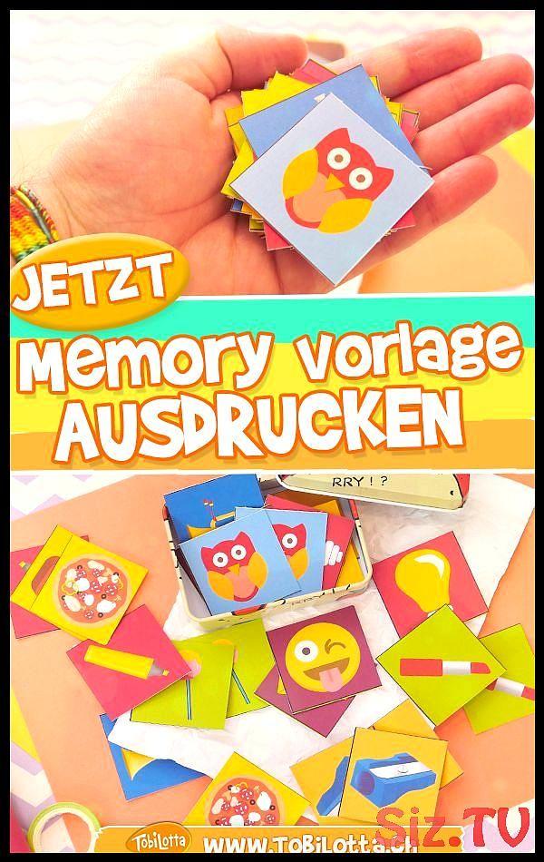 Memory Spiel Vorlage Ausdrucken Und Selber Machen Memory Spiel Vorlage Ausdrucken Und Selber Machen Memory Selber Machen Vorlage D Autumn Crafts Rainy Days Diy